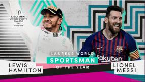 Laureus Award: मेसी-हैमिल्टन बने स्पोर्ट्समैन ऑफ द ईयर, सचिन को लॉरियस स्पोर्टिंग मोमेंट अवॉर्ड