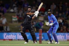 IND VS NZ: न्यूजीलैंड ने तीसरे वनडे में भारत को 5 विकेट से हराया, सीरीज में 3-0 से क्लीन स्वीप किया