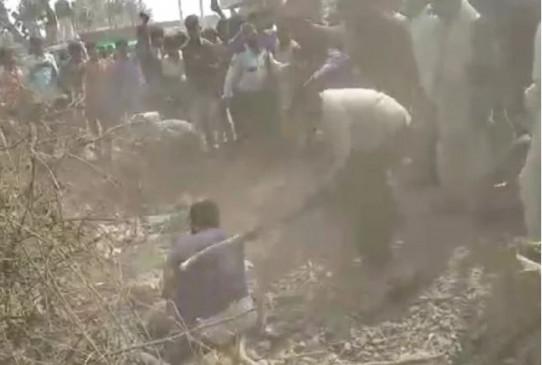 मध्यप्रदेश: बच्चा चोरी की अफवाह में भीड़ ने 7 लोगों को लाठी-पत्थरों से पीटा, एक की मौत, 6 घायल