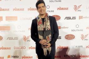 FASHION: फैशन वर्ल्ड में मनीष मल्होत्रा ने पूरे किए 30 साल, फिल्मफेयर अवॉर्ड ऑफ ऑनर से सम्मानित