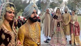 VIDEO VIRAL: गुरदास मान के बेटे की शादी में पहुंचे कई स्टार्स, मीका सिंह के गाने पर खूब थिरके कपिल, देखें वीडियो