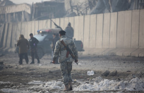 काबुल में मोटरबाइक विस्फोट, 10 घायल