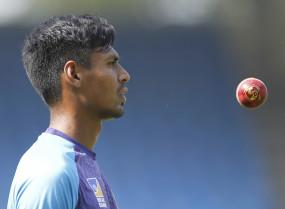 रावलपिंडी टेस्ट के लिए मुस्ताफिजुर को नहीं मिली बांग्लादेश टीम में जगह