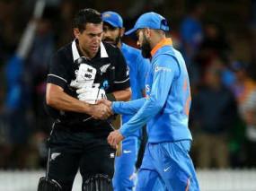 NZ VS IND: न्यूजीलैंड ने पहले वनडे मैच में भारत को 4 विकेट से हराया, सीरीज में 1-0 की बढ़त बनाई