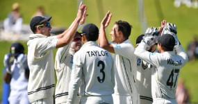 NZ VS IND: न्यूजीलैंड ने पहले मैच में भारत को 10 विकेट से हराया, टीम इंडिया की टेस्ट चैंपियनशिपमें 7 मैच के बाद पहली हार