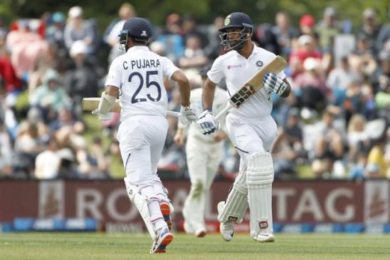 NZ VS IND: पहले दिन न्यूजीलैंड का स्कोर 63/0, भारत पहली पारी में 242 पर ऑल आउट