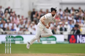 NZ VS IND: इशांत का एंकल इंजरी के कारण दूसरे टेस्ट मैच में खेलना तय नहीं, उमेश को मिल सकता है मौका