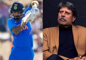 NZ VS IND: कपिल देव ने लोकेश राहुल के टेस्ट टीम में नहीं चुने जाने पर उठाए सवाल