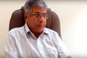 महाराष्ट्र सरकार में शामिल दलों में नहीं है तालमेल-एड आंबेडकर