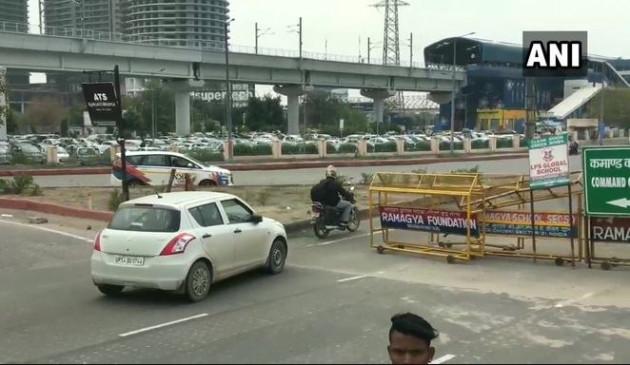 Anti CAA/NRC Protest: नोएडा से फरीदाबाद जाने वाला रास्ता खुलने के 10 मिनट बाद ही हुआ बंद