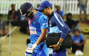 NZ VS IND: न्यूजीलैंड के खिलाफ टेस्ट सीरीज के लिए टीम इंडिया का ऐलान, चोटिल रोहित की जगह शुभमन को मौका