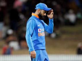 NZ VS IND: टीम इंडिया पर लगातार तीसरी बार स्लो ओवर रेट के कारण जुर्माना लगा