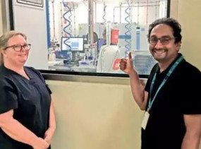 Coronavirus: ऑस्ट्रेलिया में भारतीय साइंटिस्ट के नेतृत्व वाली टीम वैक्सीन बनाने के बेहद करीब