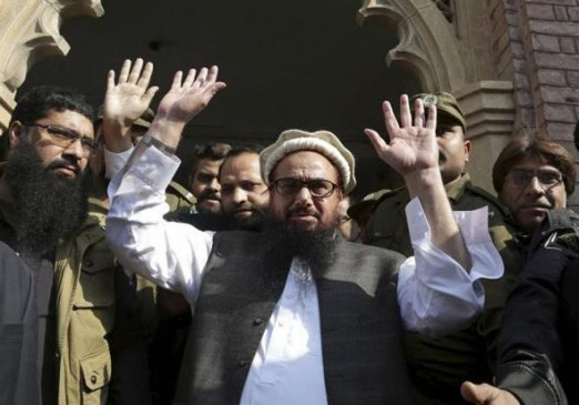 पाकिस्तान: FATF की बैठक के बाद हाफिज सईद होगा रिहा !