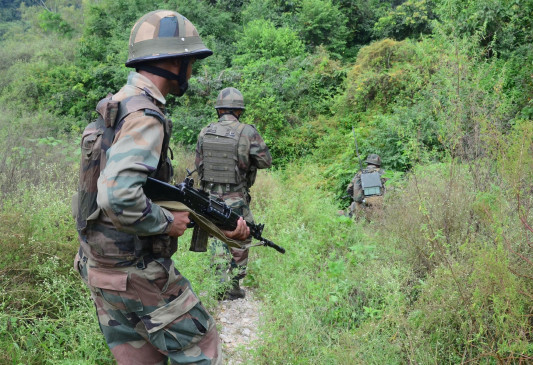 पुंछ में पाकिस्तान का संघर्ष विराम उल्लंघन, सेना का मुंहतोड़ जवाब