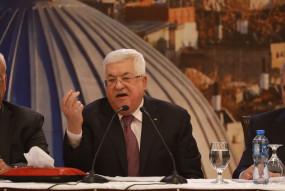 फिलिस्तीनी राष्ट्रपति व अरब लीग प्रमुख के बीच मध्य पूर्व पर अमेरिकी योजना पर चर्चा