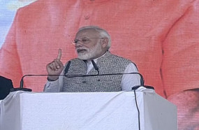 वाराणसी: नागरिकता कानून पर बोले PM मोदी- दुनियाभर के दबाव के बाद भी कायम हैं और रहेंगे