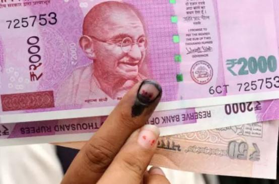 राजनीतिक चंदा: राष्ट्रीय दलों को 2018-19 में मिले 951 करोड़ के दान, महाराष्ट्र अव्वल
