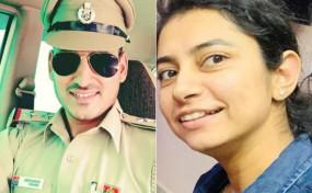 दिल्ली: महिला SI प्रीति अहलावत की हत्या कर प्रेमी बैचमेट ने किया सुसाइड