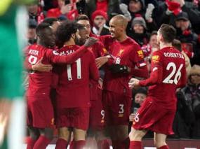 Premier League: लिवरपूल ने लीग में लगातार 18 मैच जीतने के रिकॉर्ड की बराबरी की, वेस्ट हैम यूनाइटेडको 3-2 से हराया
