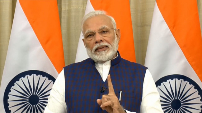 प्रधानमंत्री ने बजट को विजनरी बताया