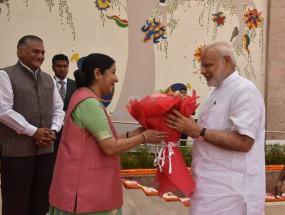 Sushma Swaraj Birthday: पीएम मोदी ने सुषमा स्वराज को किया याद, तस्वीर शेयर कर लिखी ये बात