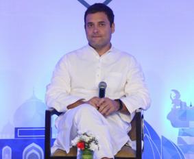राहुल गांधी ने महाशिवरात्रि पर देशवासियों को बधाई दी
