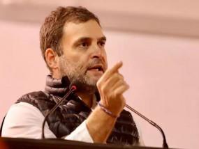 Lok Sabha: डंडे वाले बयान पर संसद में धक्का-मुक्की, राहुल गांधी बोले- मेरे सांसद पर हुआ हमला