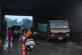 नागपुर के साथ विदर्भ के कई हिस्सों में बारिश, फसल चौपट