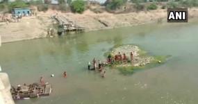 राजस्थान: नदी में गिरी बारातियों से भरी बस, 24 लोगों की मौत, सीएम ने जताया दुख