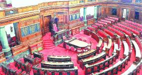 राज्यसभा चुनाव: सात सीटों पर मार्च में होगा चुनाव, भाजपा के पास अनेक दावेदार