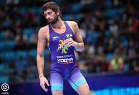एशियाई कुश्ती चैंपियनशिप में रवि दहिया की नजर पदक जीतने पर