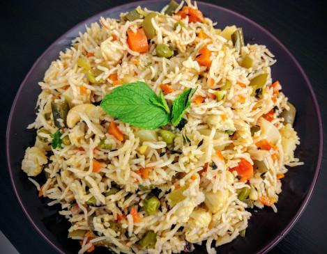 Cook With Razia: टेस्टी और हेल्दी वेजिटेबल पुलाव रेसिपी