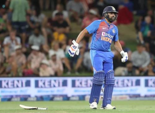 NZ VS IND: चोट के कारण रोहित शर्मा न्यूजीलैंड के खिलाफ वनडे और टेस्ट सीरीज से बाहर