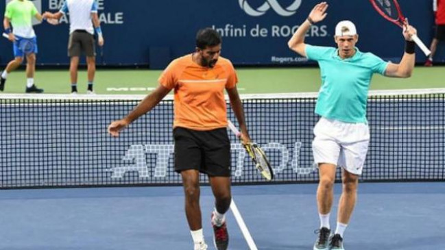 Rotterdam open 2020: बोपन्ना-डेनिस टूर्नामेंट के सेमीफाइनल में, रोजर-टेकाउ की जोड़ी को हराया