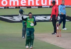 RSA VS ENG: साउथ अफ्रीका ने पहले वनडे मैच में इंग्लैंड को 7 विकेट से हराया, सीरीज में 1-0 की बढ़त बनाई