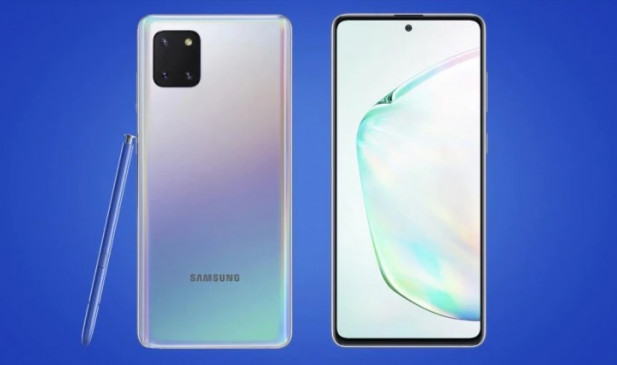 टेक: Samsung Galaxy Note 10 Lite की सेल शुरू, मिल रहे ये शानदार ऑफर
