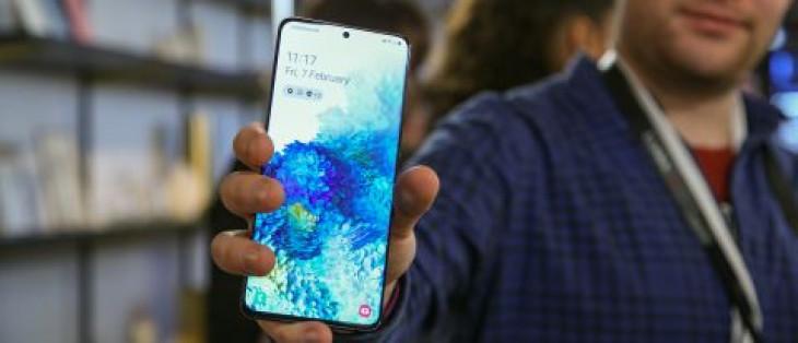 टेक: Samsung Galaxy S20 Plus इस पावरफुल प्रोससर के साथ हुआ लॉन्च