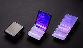टेक: Galaxy Z Flip कुछ मिनटों में ही हो गया आउट ऑफ स्टॉक, कीमत 1,09,999 रुपए