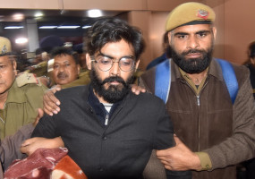 राजद्रोह के आरोपी शरजील को असम ले जाया जा रहा