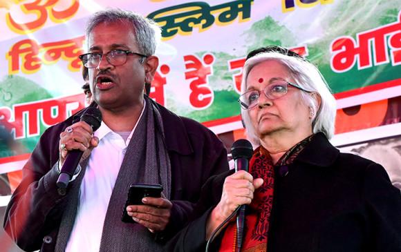 CAA Protest: शाहीन बाग से लौटें वार्ताकार, अब प्रदर्शनकारियों से कल होगी बात
