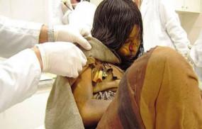 SHOCKING: : 500 साल पहले हुई थी मौत, आज भी शरीर से बहता है खून, हो रही जांच