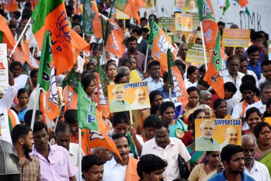 दिल्ली चुनाव: जानें क्यों भाजपा की सभाओं में लग रहे जनसंख्या नियंत्रण के नारे
