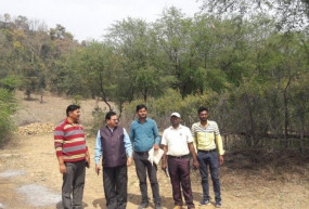 सोनभद्र : सोना खनन से बेघर होंगे 400 आदिवासी परिवार!