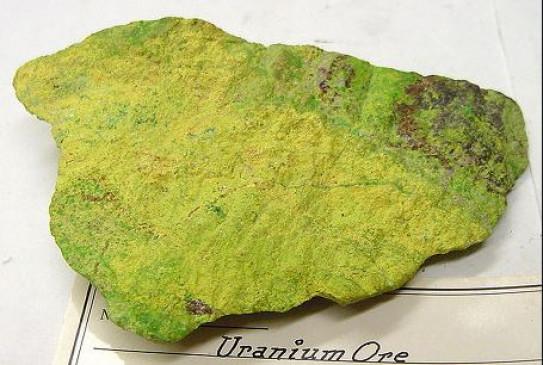 Gold mine: सोने की खदान के बाद यूरेनियम मिलने की संभावना, तलाश में जुटी खनिज विभाग की टीम