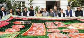 अजमेर दरगाह के लिए सोनिया गांधी ने भेजी चादर