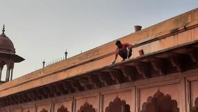 ताज का शहर ट्रंप के स्वागत को तैयार