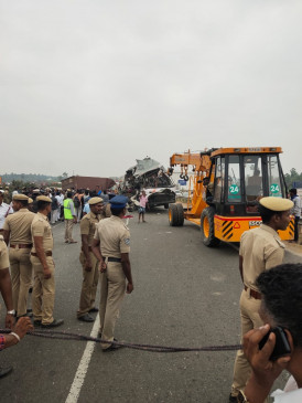 तमिलनाडु : दो सड़क हादसों में 26 लोगों की मौत (लीड-1)