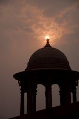 दिल्ली में शनिवार से तापमान में होगी बढ़ोतरी