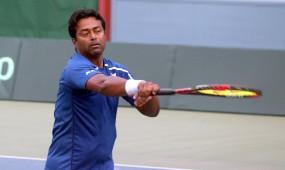 टेनिस : पेस भारतीय डेविस कप टीम में बरकरार